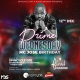 Brownskin @blend Mc jose birthday