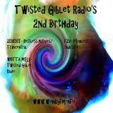 FZV @ Twisted Giblet Radio's 2nd Birthday - WonkyFM - 05.04.2014