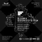 House Cartel (Nandi B2B Robin) Warmup for Djuma Soundsystem at Entity 11-02-2017