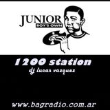 1200 Station : Classics House Music Pisteros 90s