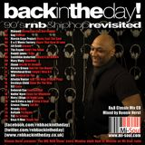 Back In The Day Volume 1 - R&B Classix Mixed by Ronnie Herel