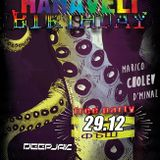 D'Minal - Happy jmElly Birthday @ Tema Music Club[livemix29.12.2k14]