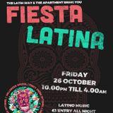 Fiesta Latina Cheltenham 2018-10-26