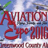 Aviation Expo Preview on XLR Radio -  6-22-16