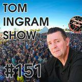 Tom Ingram Show #151 - Recorded LIVE from Rockabilly Radio December 16th 2018