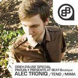 Alec Troniq @ Beatboutique Nov 2009