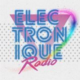 "ELECTRONIQUE RADIO #20 MARDI GRAS EDITION [18/2/18] 12"" 80s 