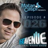 Matan Caspi - 'Beat Avenue' on Proton Radio | Episode # 026 | November 2013 Inc. SEQU3L Guest Mix