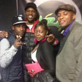 Jay C ,Lady Squanda,Booker T and Simple Dread live on Jamrock with King Alfred