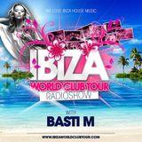 Ibiza World Club Tour - RadioShow with Basti M (October 2K16)