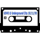 UOVO (Memoryman) @ Underground City (PE) 18/11/1995