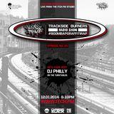 DJ Philly - Trackside Burners 20 - ITCH FM (12-JAN-2014)