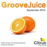Groove Juice Orange - September 2015