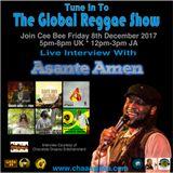 Cee Bee Global Reggae Show 075 08-12-2017
