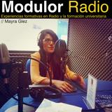 Modulor - Mayra Glez - Experiencias formativas en radio y la formación universitaria - 22052015