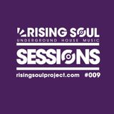 Rising Soul Sessions #009 // New Year Special - Mica & Cinemassacre