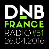 DNB France radio #051 - 26/4/2016 - Hosted by CASSEI