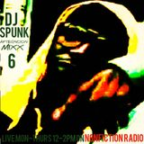 DJ SPUNK - NONFICTION RADIO AFTERNOON MIXX VOL. 6