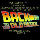 dj marky j old skool uk garage part 2