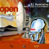 Open Sky #64 avec Dj Doublelow | Motor City's Electroshock