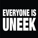 Everyone Is Uneek 011 mixed by DJ Boy Griff