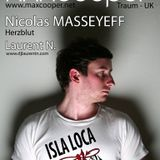 LAURENT N. LIVE MIX with Max Cooper & N. Masseyeff@ L'ANFER (27/01/2012)