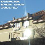 DJ Dacha - Deep Link Radio Show 2005-03