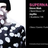 SUPERNATURE 05/18- Steve Mak