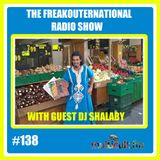 The FreakOuternational Radio Show #137 with DJ Shalaby 26/04/2019