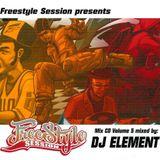 DJ ELEMENT - FREESTYLE SESSION VOL. 5