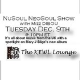 NuSoul NeoSoul Show - London Sessions - 10DEC2014