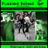 DJ Jorun Bombay - Funkbox Reload Podcast - February 2014 Edition