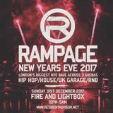 RAMPAGENYE 2017 AT FIRE & LIGHTBOX Mixed by Dj d'nyce