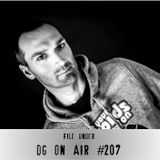 Different Grooves On Air #207 - Andrea Rango