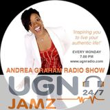 What's the Rewards of Authentic Living?  Andrea Graham Radio Show