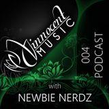 Innocent Music Podcast | 004 | Newbie Nerdz | 6.4.2012
