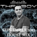 September 2017 House Mix