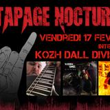 Tapage Nocturne vendredi 17 Février (KDD)