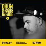 RADAR DRUM N BASS SOUNDS DJ ROM MINIMIX