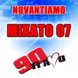 NOVANTIAMO MIXATO 07 Super Mix by Miky Heic & Toto Deejay