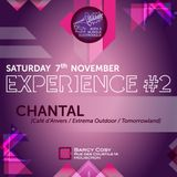 Bame Experience #2 // Chantal [Café d'Anvers]