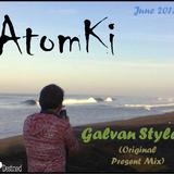 Galvan Style (Live  @ Playa Paraiso, Colima)  20/07/13 - [NU DISCOO]