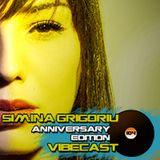 Simina Grigoriu @ Vibecast Sessions #104 - Anniversary Edition - VibeFM Romania