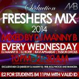 Freshers Mix 2014