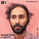 Erased Tapes w/ Qasim Naqvi - 29th October 2018