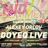 Vadim Indigo (DP-6) - live from MID SUMMER party 290716