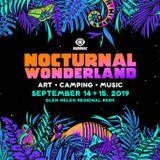 Camelphat b2b Solardo - Nocturnal Wonderland Festival (15.09.2019)