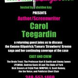 The Rock n' Roll Lawyer Show Baseball and Carol Teegardin Interview