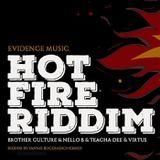 Faya Gong - Hot Fire Riddim Mix Promo 2017