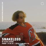 Snakelegs w/ Alexa Casino - 27th April 2018